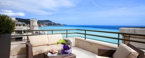 26. Penthouse Suite - Terrace