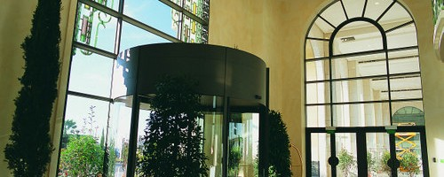 4. Hall of the hotel MD