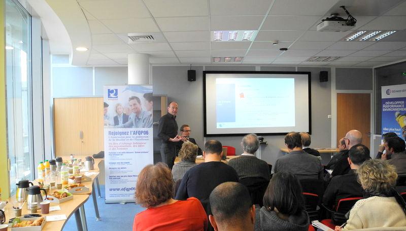 Thierry Boblet, Directeur Eo Développement